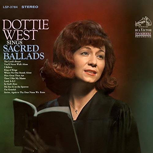 Dottie West - Sings Sacred Ballads (1967/2018) Hi Res