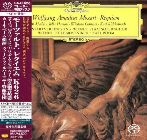 Wiener Philharmoniker & Karl Böhm - Mozart: Requiem (2010) [SACD]