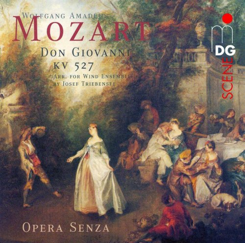 Opera Senza - Mozart: Don Giovanni (2007) [SACD]