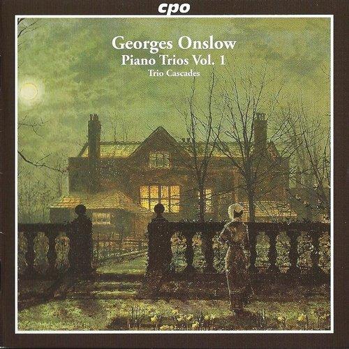 Trio Cascades - Onslow – Piano trios, Vol. 1 (2007)