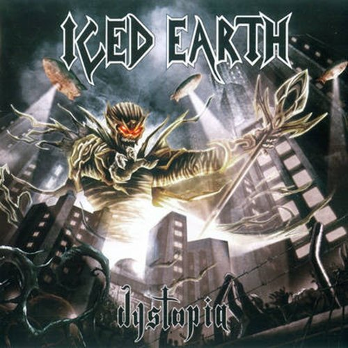 Iced Earth - Dystopia (2011) LP