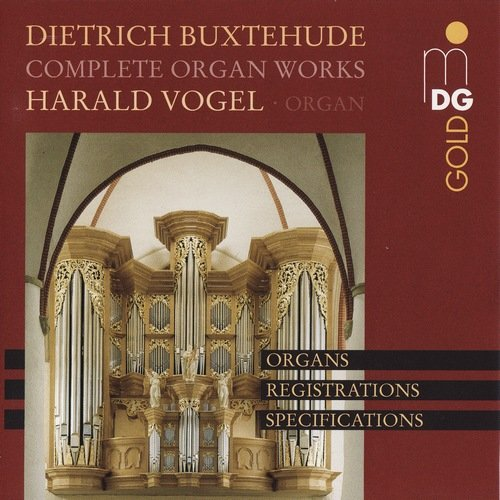 Harald Vogel - Buxtehude: Complete Organ Works (7CD BoxSet) (1993)