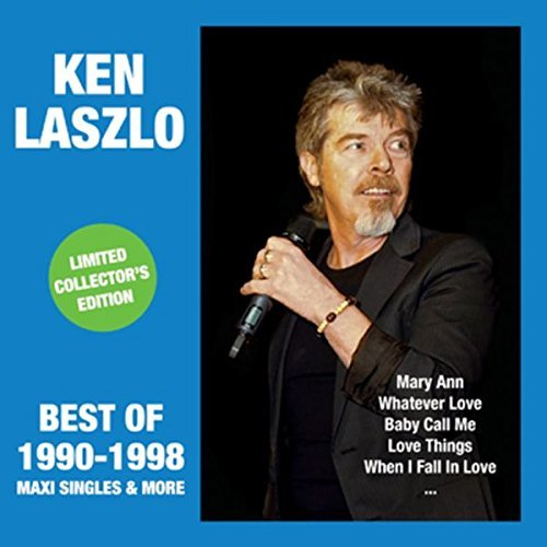 Ken Laszlo - Best Of 1990-1998 (Maxi Singles & More) (2018)