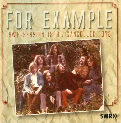 For Example - SWF-Session 1973 / Cancelled 1972 (2010)