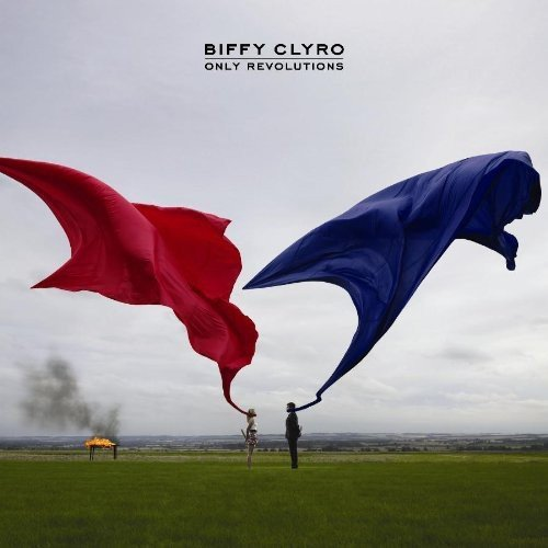 Biffy Clyro - Only Revolutions (Japanese Edition) (2009)