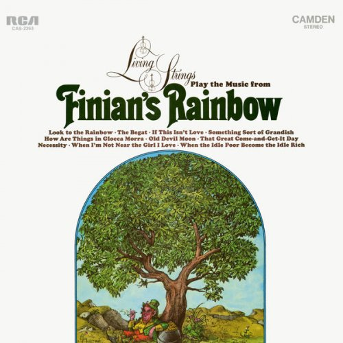 """Living Strings - Living Strings Play The Music From """"Finian's Rainbow"""" (2018) [Hi-Res]"""