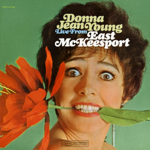 Donna Jean Young - Live From East McKeesport (2018) [Hi-Res]