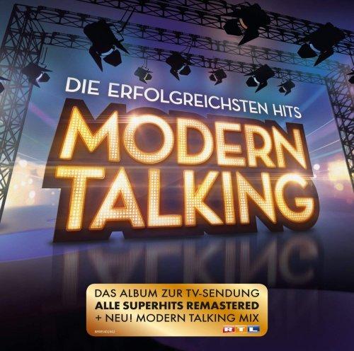 Modern Talking - Die Erfolgreichsten Hits (2016) CD-Rip