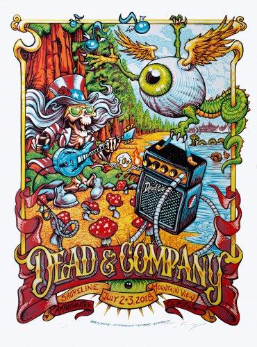 Dead & Company - 2018-07-03 Shoreline Amphitheater, Mountain View, CA (2018)