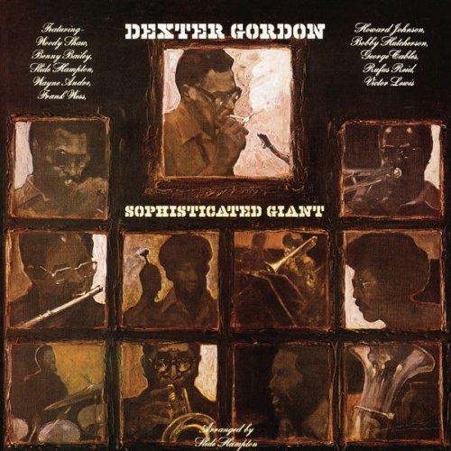 Dexter Gordon - Sophisticated Giant (2018) [Hi-Res]
