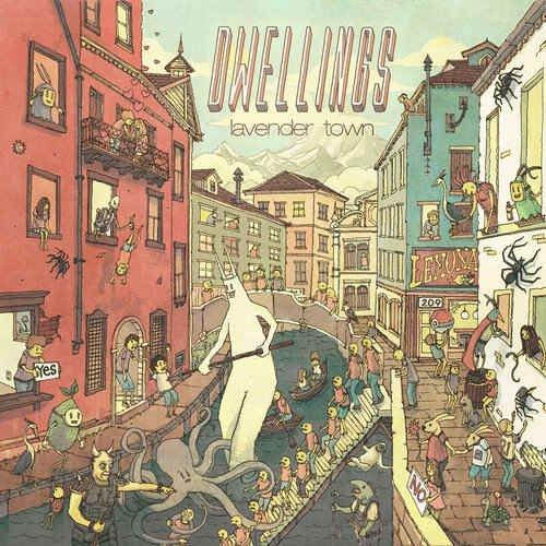Dwellings - Lavender Town (2018)