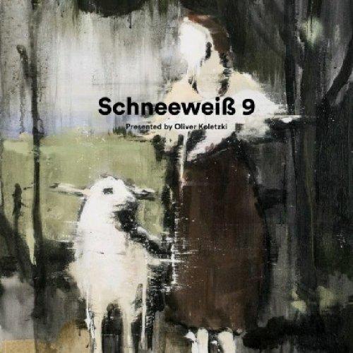 Oliver Koletzki - Schneeweiss 9 (2018)