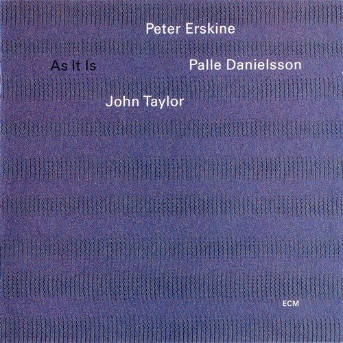 Peter Erskine, Palle Danielsson, John Taylor - As It Is (1996)