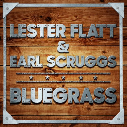 Flatt & Scruggs  - Bluegrass (2015)