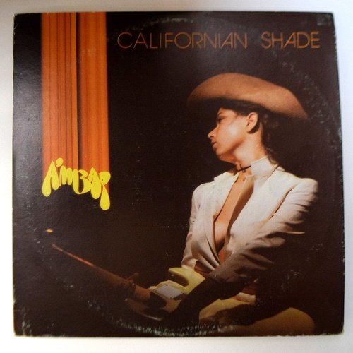 A'mbar - Californian Shade (1981) Vinyl