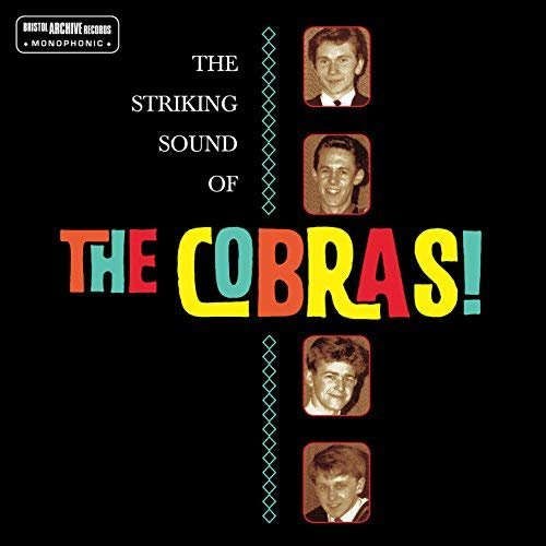 The Cobras - The Striking Sound of the Cobras (2018)