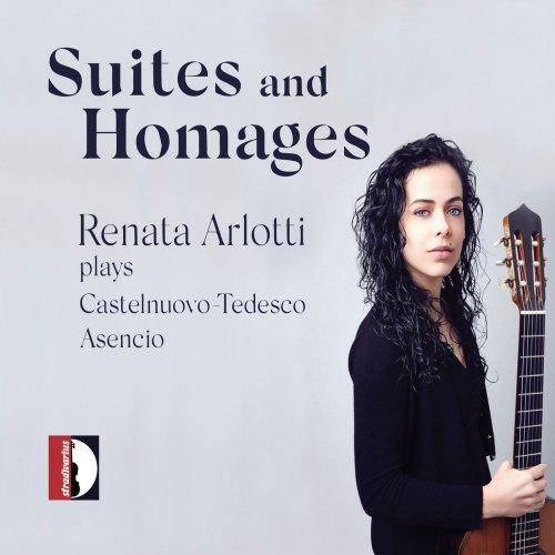 Renata Arlotti - Suites & Homages (2018)