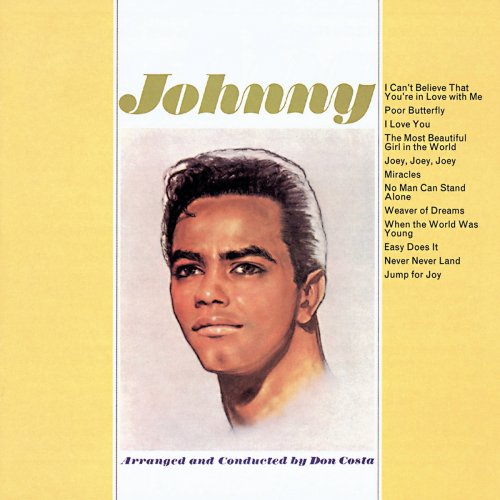 Johnny Mathis - Johnny (1963/2016)