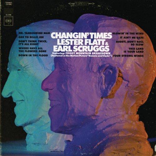 Flatt & Scruggs - Changin' Times (1967/2014)
