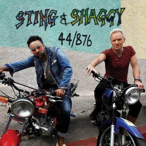 Sting & Shaggy - 44/876 (Deluxe Edition) (2018) CD Rip
