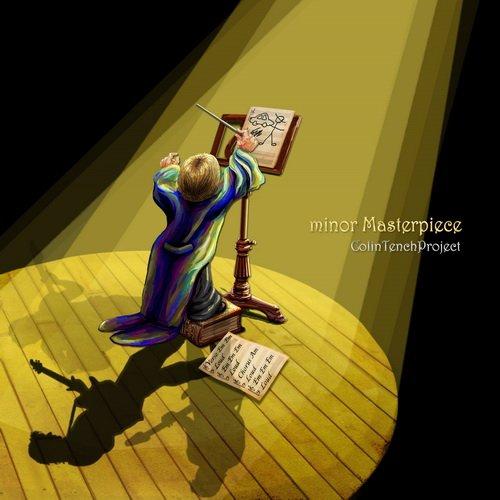 Colin Tench Project - Minor Masterpiece (2018) CD Rip