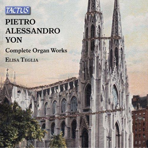 Elisa Teglia - Yon: Complete Organ Works (2018)