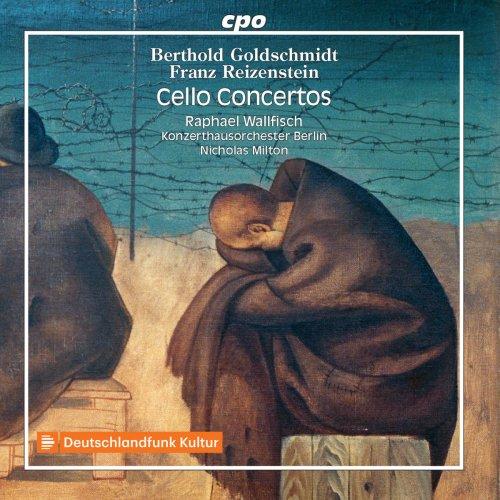 Raphael Wallfisch - Goldschmidt & Reizenstein: Cello Concertos (2018)
