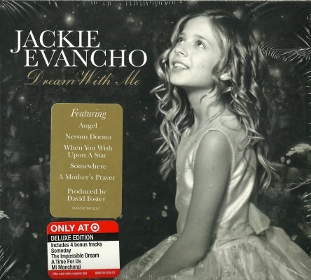 Jackie Evancho - Dream With Me (Deluxe Edition) (2011)