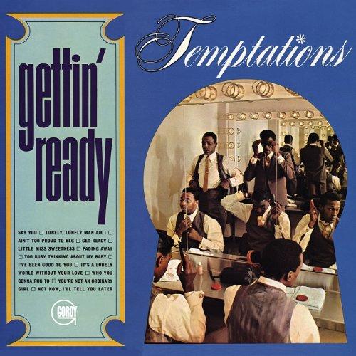 The Temptations - Gettin' Ready (1966/2016) [HDtracks]