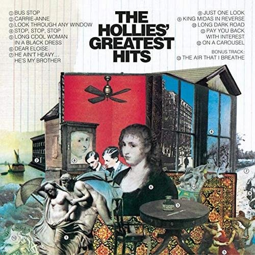 The Hollies - The Hollies' Greatest Hits (1973) [Remastered 2002]