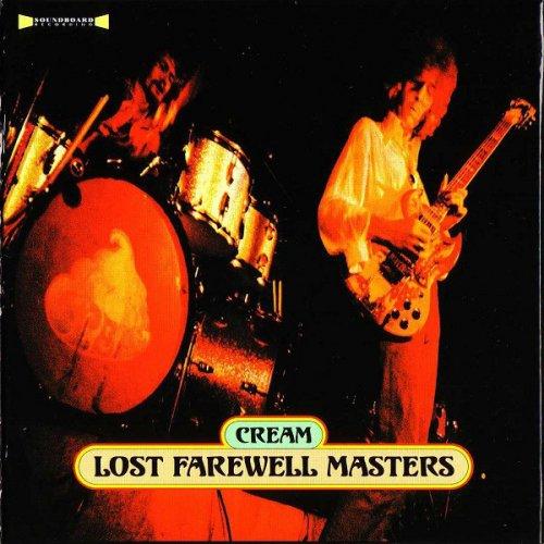 Cream - Lost Farewell Masters (3CD Box Set) (2002)