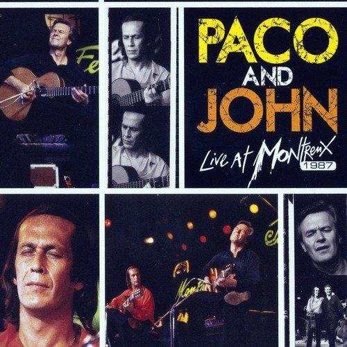 Paco de Lucia & John McLaughlin - Live At Montreux, 1987 (2016)