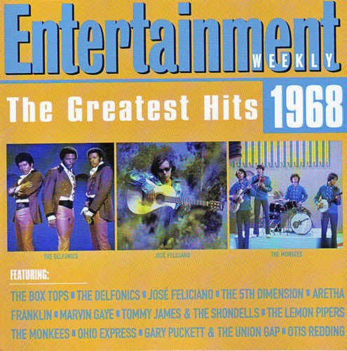 VA - Entertainment Weekly - The Greatest Hits 1968 (2001)