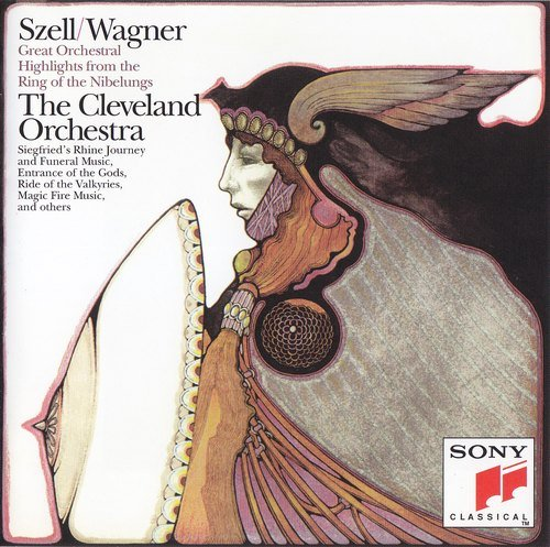 The Cleveland Orchestra, George Szell – Wagner: Orchestermusik aus Der Ring des Nibelungen (2008)