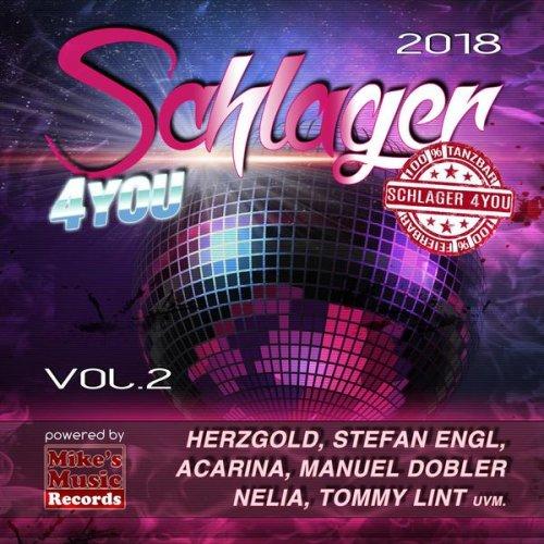 VA - Schlager 4 you - 2018 (2018)