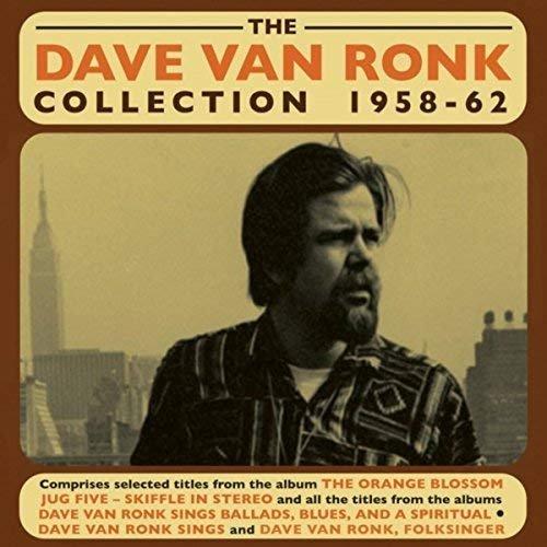 Dave Van Ronk - The Dave Van Ronk Collection 1958-62 (2018)