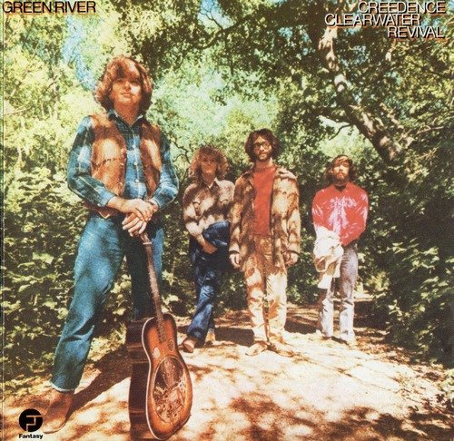 Creedence Clearwater Revival - Green River (1969) CD-Rip