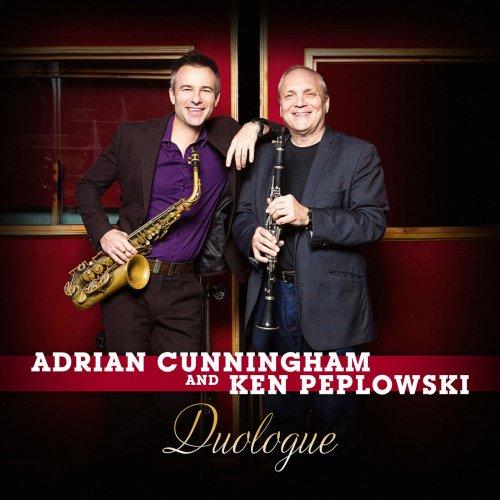 Adrian Cunningham & Ken Peplowski - Duologue (2018)