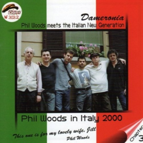 Phil Woods - Dameronia (2000)