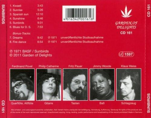 Sunbirds - Sunbirds (1971) FLAC