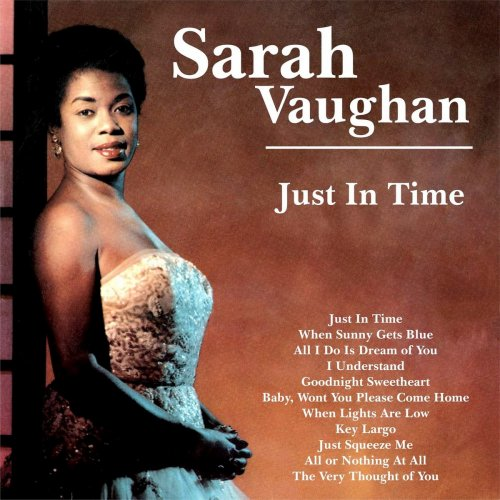 Sarah Vaughan - Just in Time (2018)