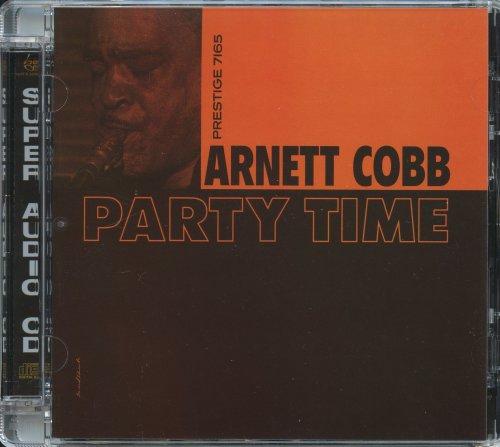 Arnett Cobb - Party Time (1959) [2018 SACD]