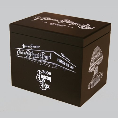 Allman Brothers - Beacon Box Set 2009 (MunckMix Limited Edition) (2009)