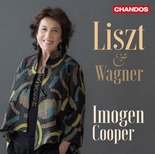 Imogen Cooper - Liszt & Wagner (2017) FLAC