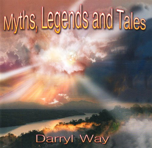Darryl Way - Myths, Legends And Tales (2016) CDRip