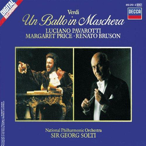 National Philharmonic Orchestra, Georg Solti - Verdi: Un Ballo in Maschera (1985)