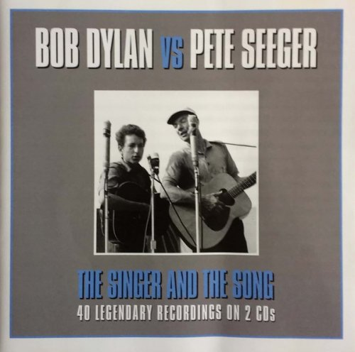 Bob Dylan vs Pete Seeger - The Singer And The Song (2014)