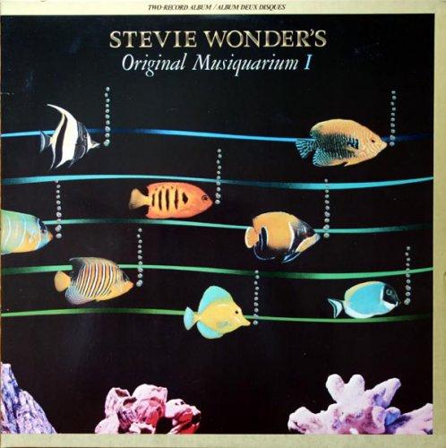 Stevie Wonder - The Original Musiquarium I [2LP] (1982)