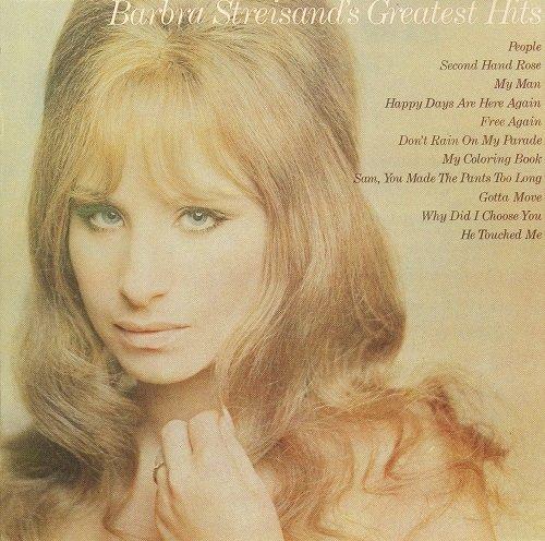 Barbra Streisand - Barbra Streisand's Greatest Hits (1970/1984)