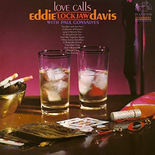 "Eddie ""Lockjaw"" Davis - Love Calls (1968/2018) Hi Res"